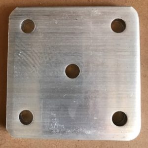Base Plates and Flanges