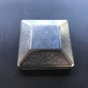 Aluminium Fit over Post Cap