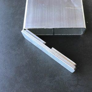 Knock in Aluminium Caps