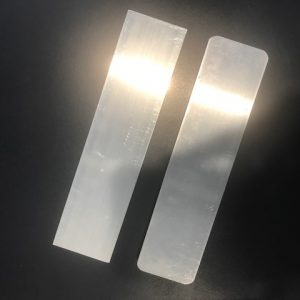 RECTANGLE Knock in end caps